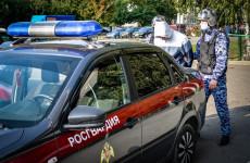 В Пензе задержали молодого дебошира, устроившего драку в баре