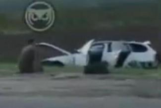Опубликовано видео с места смертельного ДТП на трассе в Пензенской области