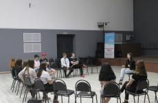 В Пензе трудным подросткам рассказали про личные границы