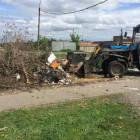 В Октябрьском районе Пензы ликвидировали мусорные свалки