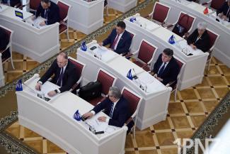 Пензенский Избирком назначил процедуры новому депутату Заксобрания