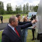 В Пензе заложили первый камень в основание нового корпуса онкодиспансера
