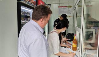 В Пензе в день Последнего звонка был нарушен запрет на продажу алкоголя