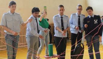 В Пензе провели тренинг для студентов