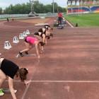 В Пензе состоялись соревнования по легкой атлетике