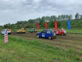 В Нижнеломовском районе прошли соревнования по автокроссу