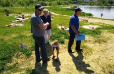 Пензенцам напомнили о правилах поведения у водоемов