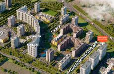 """Старт продаж 5 и 6 очереди 11 строения в """"Арбековской заставе"""""""