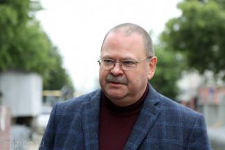 Олег Мельниченко приказал остановить вырубку деревьев в центре Пензы