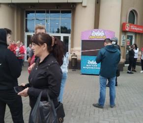 Из пензенского ЦУМа эвакуировали посетителей и персонал