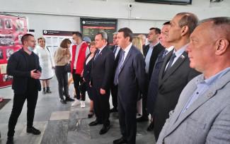 В Пензу прибыл уникальный передвижной музей «Поезд Победы»