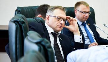 Поздравляем с днём рождения! Депутату Алексею Рогонову исполнилось 47 лет