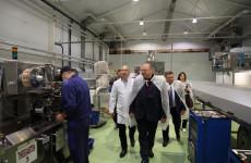 Врио пензенского губернатора посетил предприятие «Свит Лайф» в Мокшане
