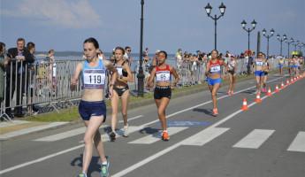 Пензячка попала в семерку лидеров чемпионата России по спортивной ходьбе