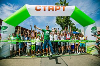 На Олимпийской аллее в Пензе стартует «Зеленый марафон»