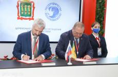 Пензенские власти продолжают работу по развитию международных связей