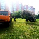 В Пензе привели в порядок сквер «Химмашевский»