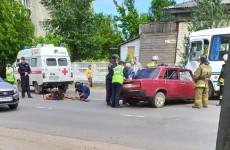 Жесткую аварию в Кузнецке Пензенской области прокомментировали в ГИБДД