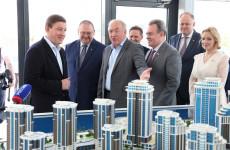 Андрей Турчак заявил о готовности оказать финансовую поддержку городу Спутник