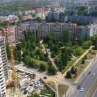 «Термодом» благоустраивает сквер героев-чернобыльцев в Пензе