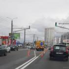 В Пензе сразу на нескольких улицах идут работы по нанесению дорожной разметки