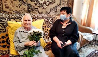В Пензе отметила сотый день рождения ветеран Великой Отечественной войны