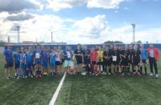 В Пензе состоялось открытие летнего футбольного сезона