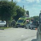 Серьезное ДТП в центре Пензы: на месте работали врачи и спасатели