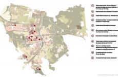 Пензенцам предложили выбрать место для установки стелы «Город трудовой доблести»