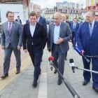 Андрей Турчак пообещал поддержать строительство социальных объектов в Спутнике