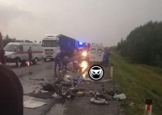 Ужасающее ДТП на трассе «Тамбов – Пенза»: есть погибшие
