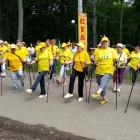 В Пензе состоялся городской фестиваль скандинавской ходьбы