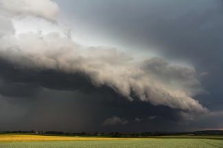 Пензенцев предупреждают о надвигающемся сильном дожде с градом