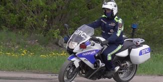 В Пензенской области пройдут проверки мотоциклистов