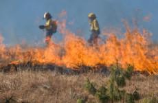 В Пензенской области за сутки было зафиксировано три пожара