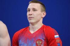 В Новосибирске Денис Аблязин завоевал вторую медаль Кубка России по спортивной гимнастике