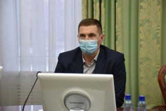 Олег Денисов ушел с поста главы администрации Железнодорожного района Пензы