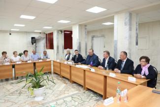 Мельниченко обозначил векторы экономического развития Пензенской области