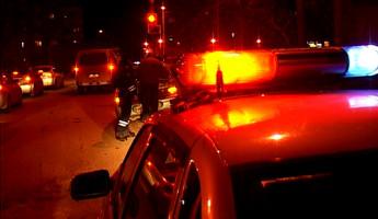 В пензенской глубинке поймали пьяного водителя без прав