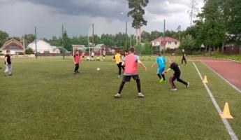 В Пензе выявили лучшую футбольную команду Железнодорожного района