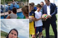 Вип-неделя: Мутовкин на каруселях, Чистякова в Оренбурге, а Рогонов на поле