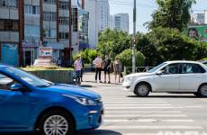 Догадайтесь, мол, сами. Неисправный светофор в центре города путает пензенцев