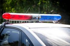 На проспекте Строителей в Пензе поймали пьяного лихача на «семерке»