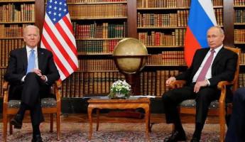 Юрий Железняк прокомментировал встречу Путина и Байдена