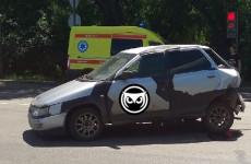 Появились фото с места жесткого ДТП на трассе М-5 в Пензе
