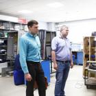 Пензенскую компанию посетил один из крупнейших поставщиков электрооборудования