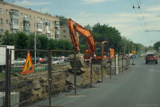 На проспекте Победы в Пензе временно введут реверсивное движение