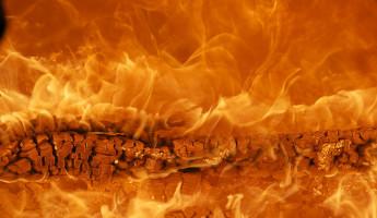 За сутки в Пензенской области было зафиксировано пять пожаров
