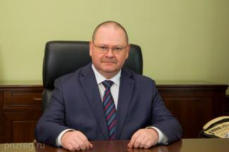 Олег Мельниченко поздравил медицинских работников с профессиональным праздником