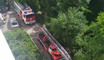 В Пензе эвакуировали целый подъезд из-за хлопка газа